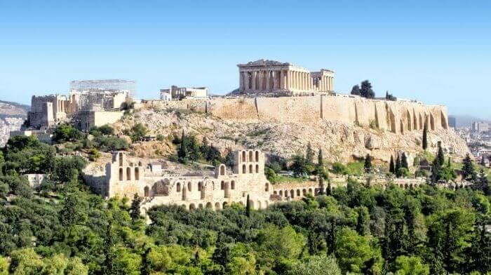Acropolis cheestory