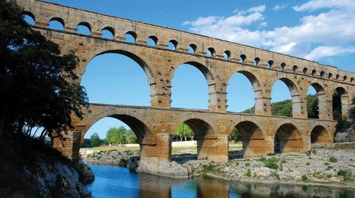 Aqueduct cheestory