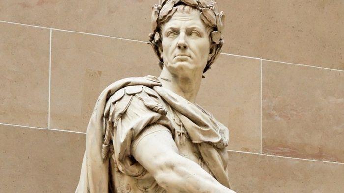 Julius Caesar cheestory