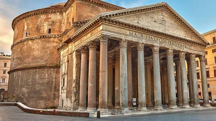 Pantheon cheestory