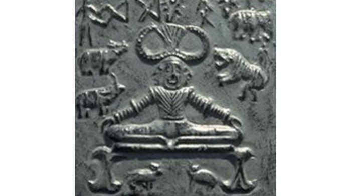 Patung Proto-Siva cheestory