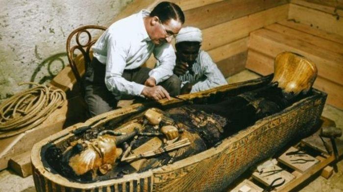 Penemuan Makam Tutankhamun II cheestory