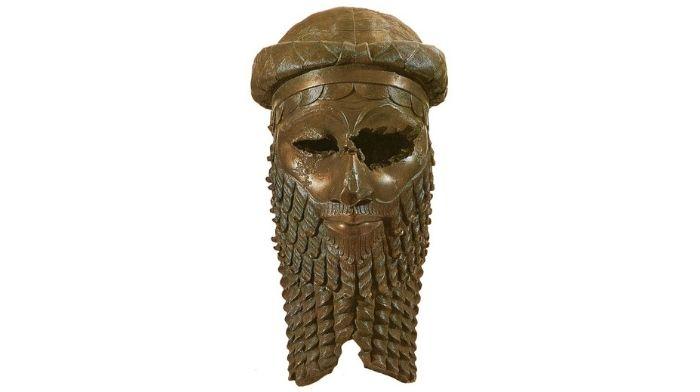 Raja Sargon cheestory
