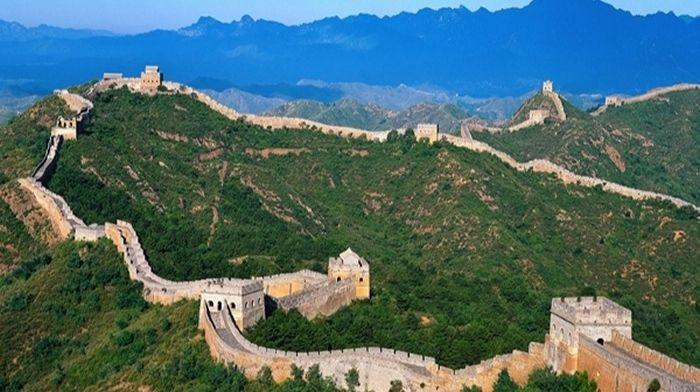 Tembok Besar China cheestory
